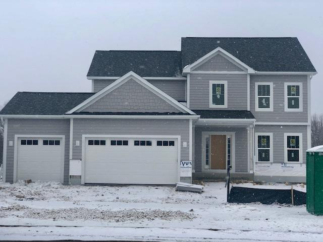 Lot 22 Fieldstone Pass, Sussex, WI 53089 (#1622618) :: eXp Realty LLC