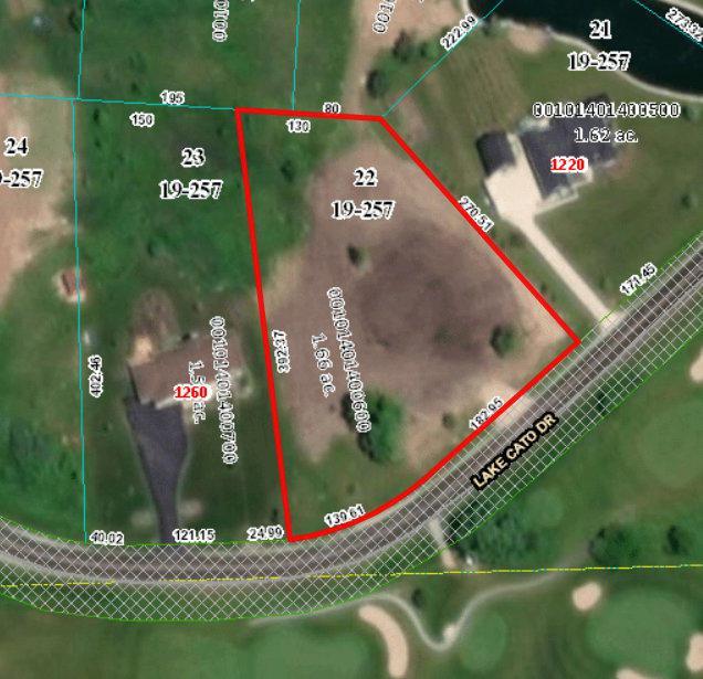 Lot 22 Lake Cato Drive, Cato, WI 54230 (#1630960) :: Tom Didier Real Estate Team