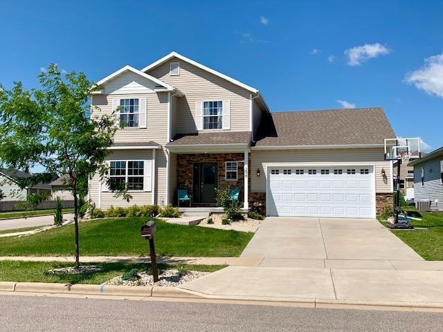298 S Legacy Way, Sun Prairie, WI 53590 (#1650022) :: RE/MAX Service First
