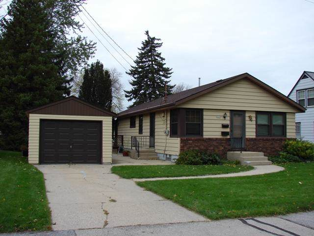 3629 S 75th St, Milwaukee, WI 53220 (#1664459) :: Tom Didier Real Estate Team