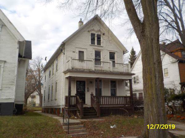 2935 N Richards St 2935A, Milwaukee, WI 53212 (#1670145) :: Keller Williams Realty - Milwaukee Southwest
