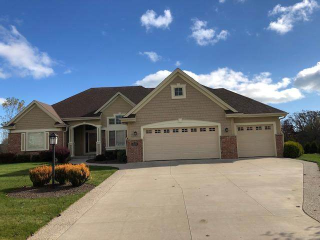 9521 49th Ct, Pleasant Prairie, WI 53158 (#1716259) :: Tom Didier Real Estate Team