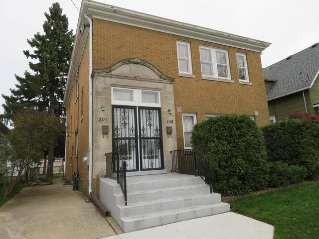 2719 73rd St, Kenosha, WI 53143 (#1716324) :: OneTrust Real Estate