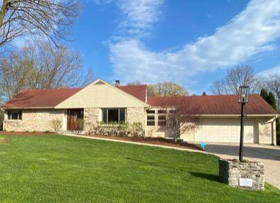 111 W Clovernook Ln, Glendale, WI 53217 (#1731693) :: RE/MAX Service First