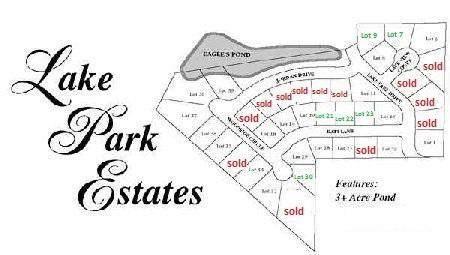 Lot 30 Lake Park Dr, Marinette, WI 54143 (#1736454) :: Tom Didier Real Estate Team