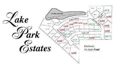 Lot 8 Lake Park Dr, Marinette, WI 54143 (#1736467) :: Tom Didier Real Estate Team