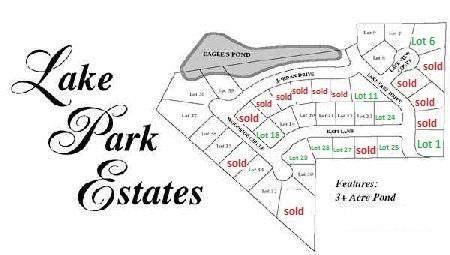 Lot 11 Lake Park Dr, Marinette, WI 54143 (#1736470) :: Tom Didier Real Estate Team