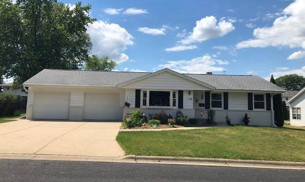 1138 Erick St, Fort Atkinson, WI 53538 (#1747092) :: RE/MAX Service First