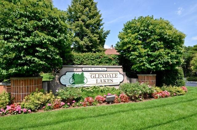 1600 W Green Tree Rd #128, Glendale, WI 53209 (#1534770) :: Vesta Real Estate Advisors LLC