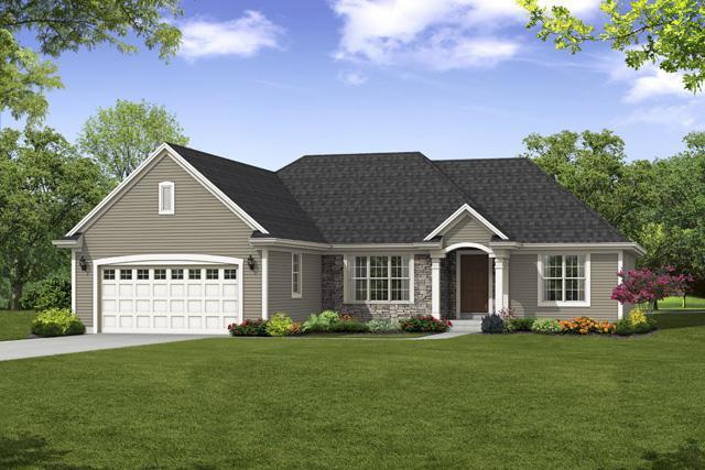 681 Twin Creeks Dr, Dousman, WI 53118 (#1593097) :: Tom Didier Real Estate Team