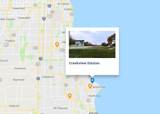 Lt1 Brookview Ct, Caledonia, WI 53402 (#1607915) :: Tom Didier Real Estate Team