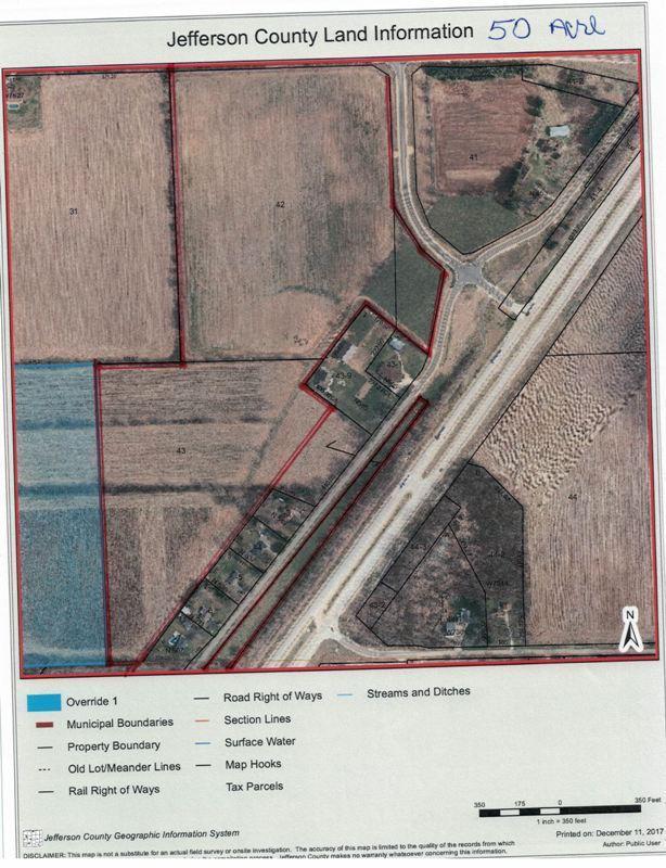 Lt0 Koshkonong Lake Rd, Koshkonong, WI 53538 (#1561049) :: NextHome Prime Real Estate
