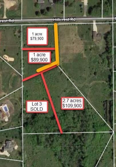 Lt2 Hillcrest Dr, Port Washington, WI 53074 (#1674771) :: Tom Didier Real Estate Team