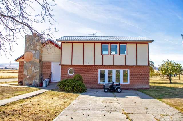 625 N College, Oakley, ID 83346 (MLS #116279) :: Team One Group Real Estate
