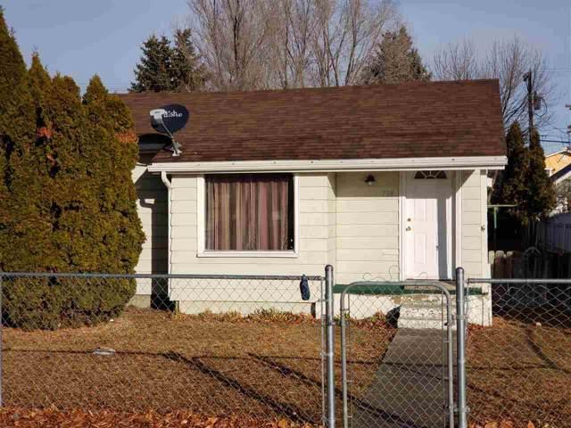 718 3RD STREET, Rupert, ID 83350 (MLS #116376) :: Team One Group Real Estate
