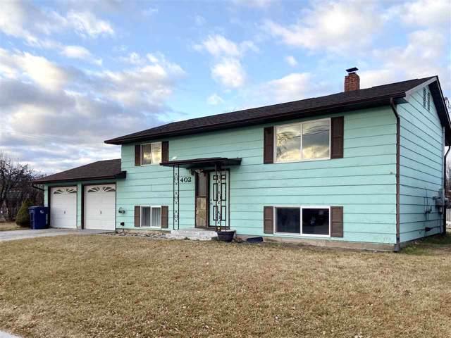402 E 16TH STREET, Rupert, ID 83350 (MLS #116377) :: Team One Group Real Estate