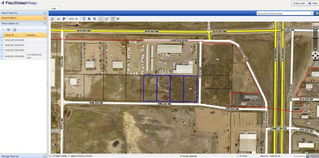 Jacks 3rd Addition NW 42nd Ave & 6th St, Minot, ND 58703 (MLS #142514) :: Signal Realty