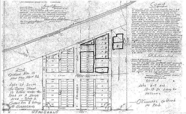 TOWNSHIP 157 N Range 96 W 5Th Pm, Tioga, ND 58852 (MLS #192267) :: Signal Realty