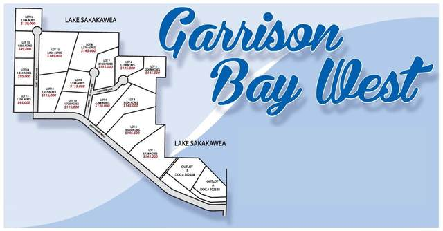Lot 6 Garrison Bay West, Garrison, ND 58540 (MLS #192361) :: Signal Realty