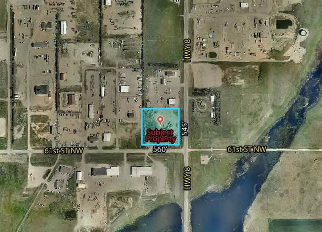 61ST ST & HWY 8 S, Stanley, ND 58784 (MLS #200126) :: Signal Realty