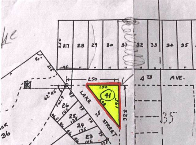 TBD Lot 41, Lakeview Addition, New Town, ND 58763 (MLS #200203) :: Signal Realty