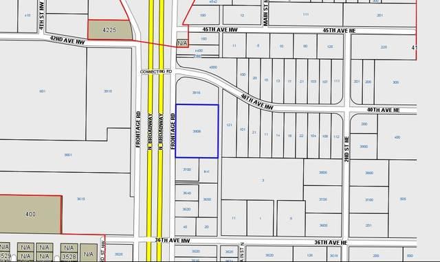 3908 N Broadway, Minot, ND 58703 (MLS #201439) :: Signal Realty