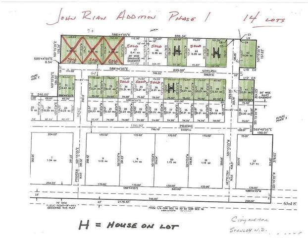 Lot 42 Address Not Published, Stanley, ND 58784 (MLS #201759) :: Signal Realty