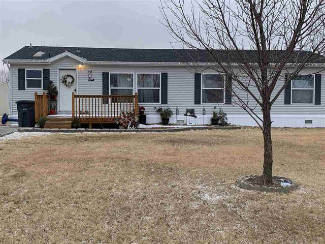 800-#602 SE 31st Ave, Minot, ND 58701 (MLS #210104) :: Signal Realty