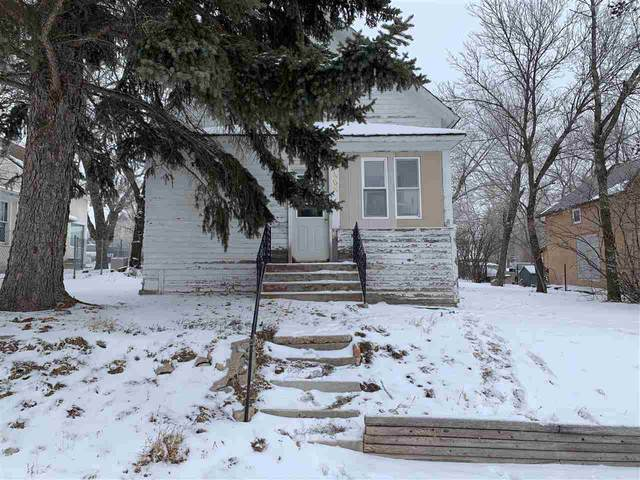 404 2nd Ave NW, Kenmare, ND 58746 (MLS #210191) :: Signal Realty