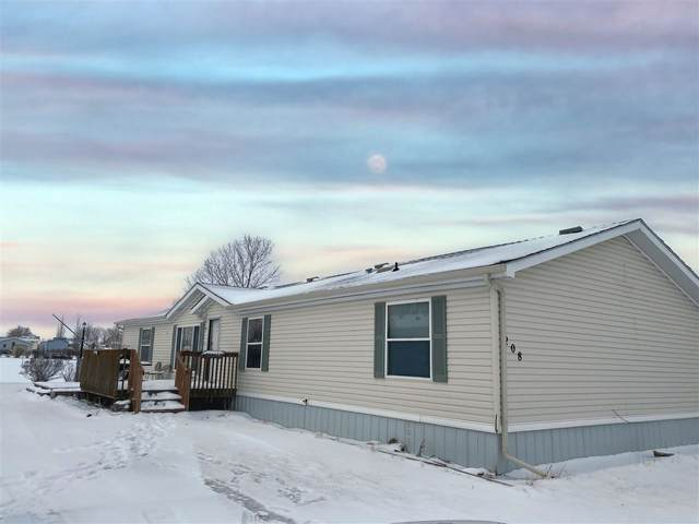 406-Lot 208 31st Ave SE #208, Minot, ND 58701 (MLS #210260) :: Signal Realty