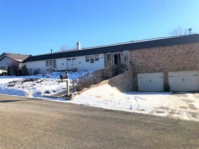 2401 NW Bel Air Dr NW, Minot, ND 58703 (MLS #210329) :: Signal Realty