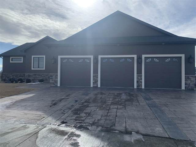 36 Valley Bluffs Ct, Minot, ND 58701 (MLS #210339) :: Signal Realty