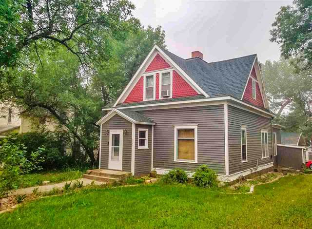 521 N Central Ave, Kenmare, ND 58746 (MLS #210466) :: Signal Realty