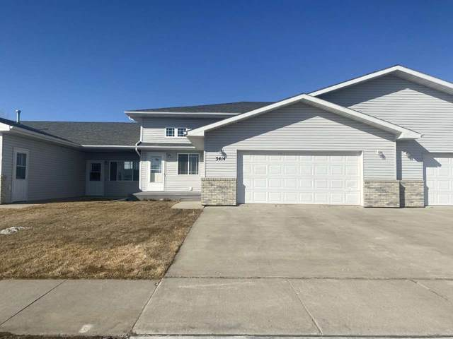 3414 10th St SW, Minot, ND 58701 (MLS #210470) :: Signal Realty