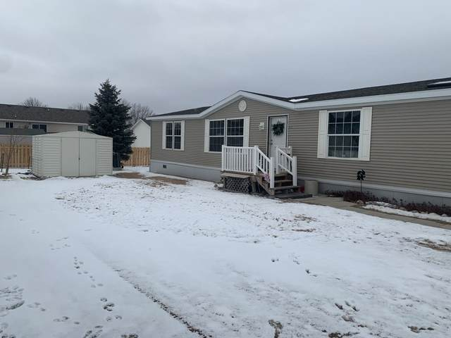 406-Woodridge MHP 31st Ave - Lot 132 SE, Minot, ND 58701 (MLS #210586) :: Signal Realty