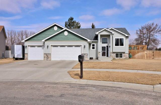 2504 Heritage Dr., Minot, ND 58703 (MLS #210598) :: Signal Realty