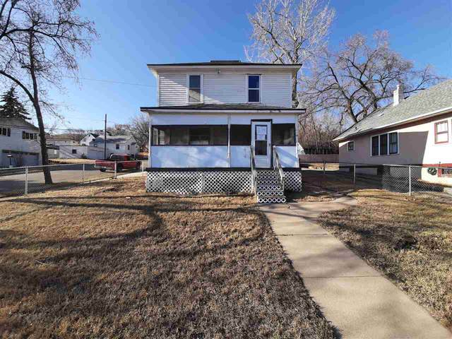 614 SE Valley Street, Minot, ND 58701 (MLS #210603) :: Signal Realty