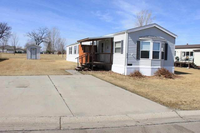 406 31st Ave #904 SE, Minot, ND 58701 (MLS #210614) :: Signal Realty