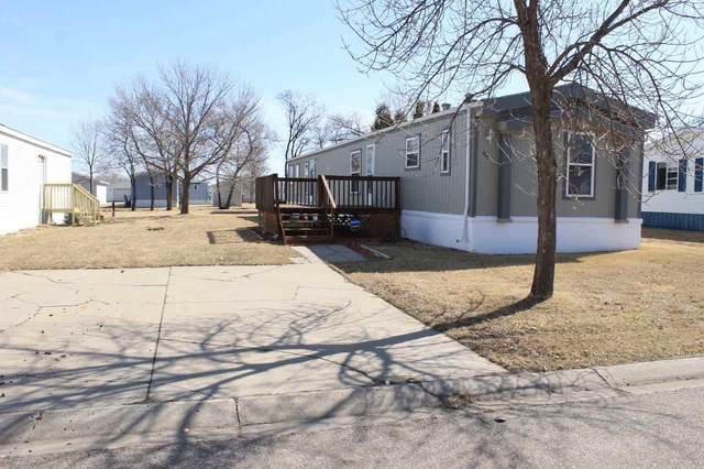 406 31st Ave #415 SE, Minot, ND 58701 (MLS #210617) :: Signal Realty