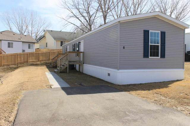 1500 18th St. #8 SW, Minot, ND 58701 (MLS #210620) :: Signal Realty