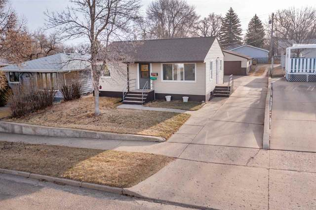 1437 7th St. SW, Minot, ND 58701 (MLS #210628) :: Signal Realty