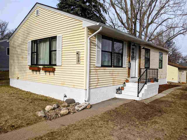 708 19TH ST NW, Minot, ND 58703 (MLS #210650) :: Signal Realty