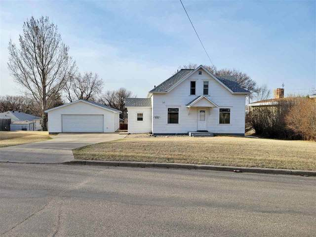 406 11TH AVE NE, Minot, ND 58703 (MLS #210659) :: Signal Realty