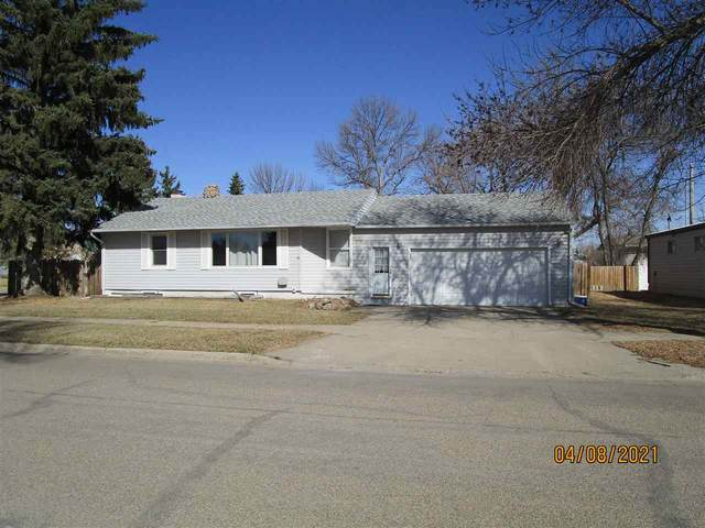 308 NE 2ND AVE, Mohall, ND 58761 (MLS #210669) :: Signal Realty