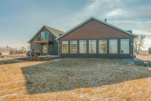 830-2 46th Ave NW, Hazen, ND 58545 (MLS #210738) :: Signal Realty