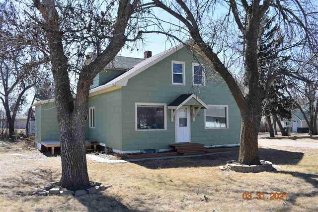 212 1st Ave NE, Garrison, ND 58540 (MLS #210806) :: Signal Realty