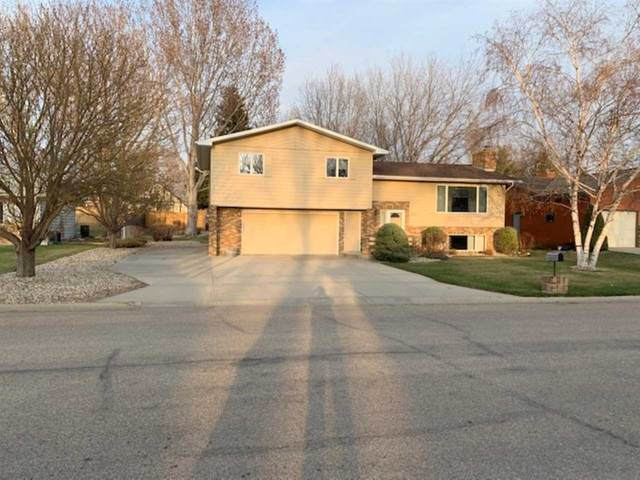 1715 12TH ST SW, Minot, ND 58701 (MLS #210810) :: Signal Realty