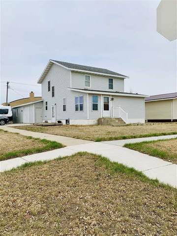 26 1st St NW, Parshall, ND 58770 (MLS #210844) :: Signal Realty
