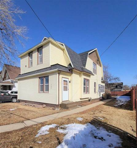 504 NW 1st Street, Minot, ND 58703 (MLS #210879) :: Signal Realty