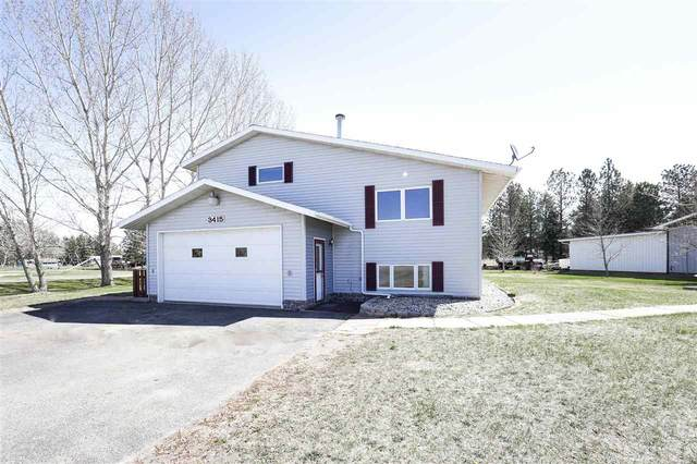 3415 47TH ST SE, Minot, ND 58701 (MLS #210917) :: Signal Realty